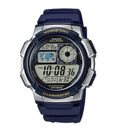 Мужские часы Casio AE-1000W-2AVEF