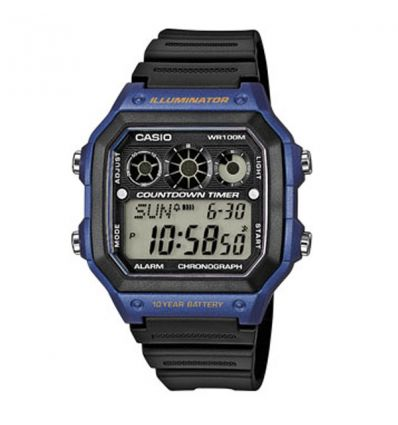Мужские часы Casio AE-1300WH-2AVEF