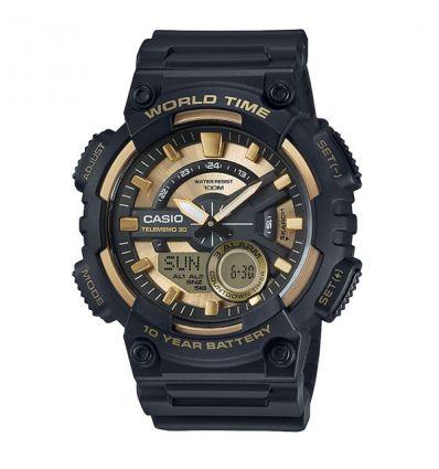 Мужские часы Casio AEQ-110BW-9AVDF