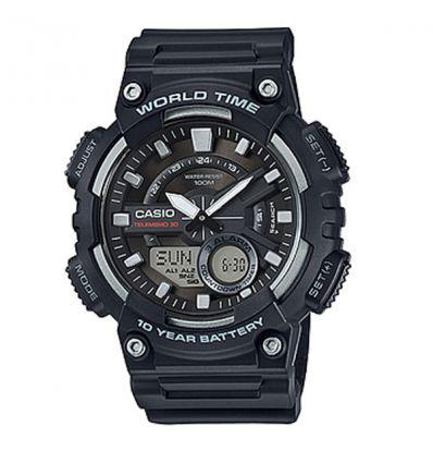 Мужские часы Casio AEQ-110W-1AVDF