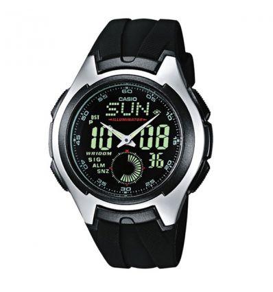Мужские часы Casio AQ-160W-1BVEF