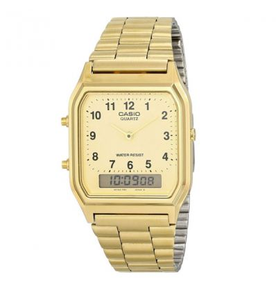 Мужские часы Casio AQ-230GA-9BMQ