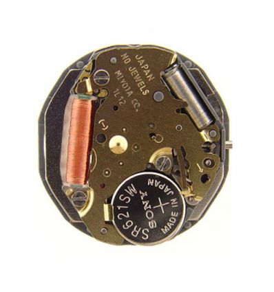 Часовой механизм Miyota 1L12