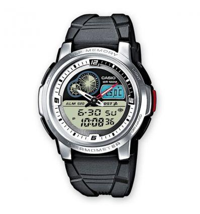 Мужские часы Casio AQF-102W-7BVEF