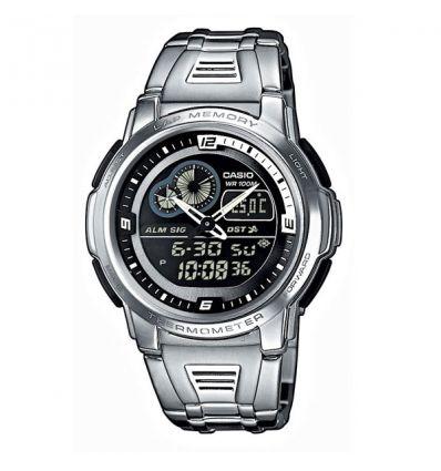 Мужские часы Casio AQF-102WD-1BVEF