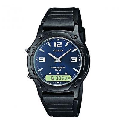 Мужские часы Casio AW-49HE-2AVEF