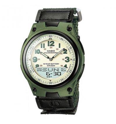 Мужские часы Casio AW-80V-3BVDF