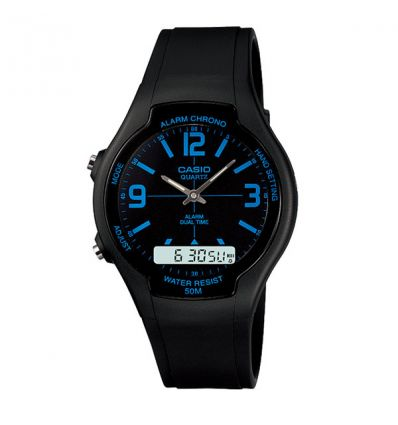 Мужские часы Casio AW-90H-2BVDF