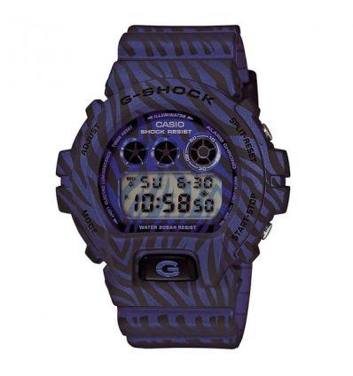 Мужские часы Casio DW-6900ZB-2ER