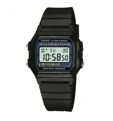 Мужские часы Casio F-105W-1AWYEFс