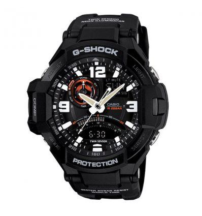 Мужские часы Casio GA-1000-1AER
