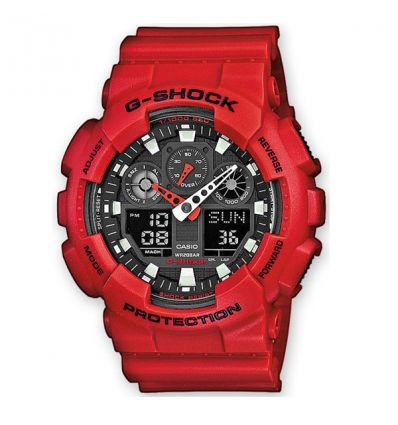 Мужские часы Casio GA-100B-4AER