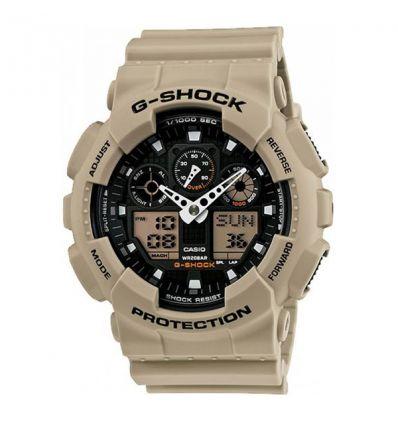 Мужские часы Casio GA-100SD-8AER