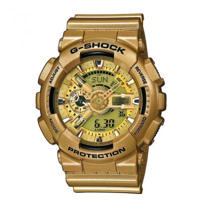 Мужские часы Casio GA-110GD-9AER