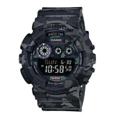Мужские часы Casio GD-120CM-8ER