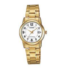 Женские часы Casio LTP-V002G-7BUDF