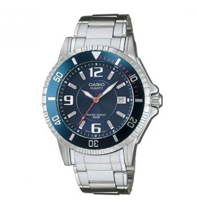 Мужские часы Casio MTD-1053D-2AVEF