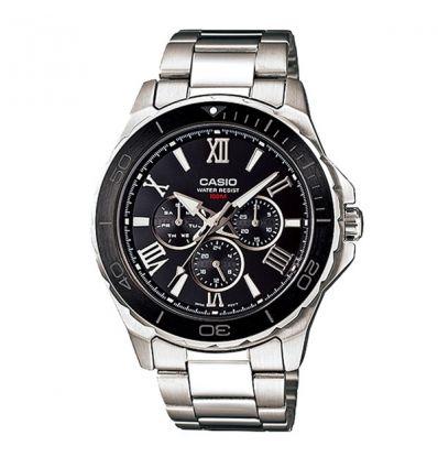 Мужские часы Casio MTD-1075D-1A1VEF