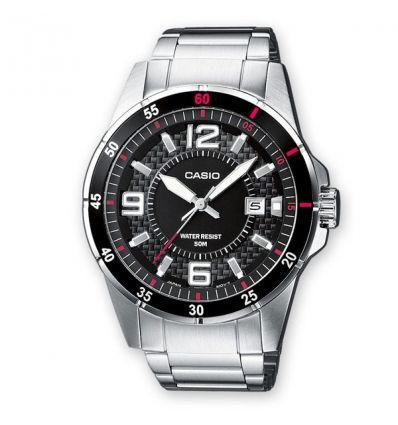 Мужские часы Casio MTP-1291D-1A1VEF