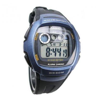 Мужские часы Casio W-210-1BVEF
