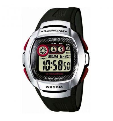 Мужские часы Casio W-210-1DVEF