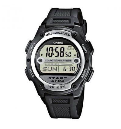 Мужские часы Casio W-756-1AVEF