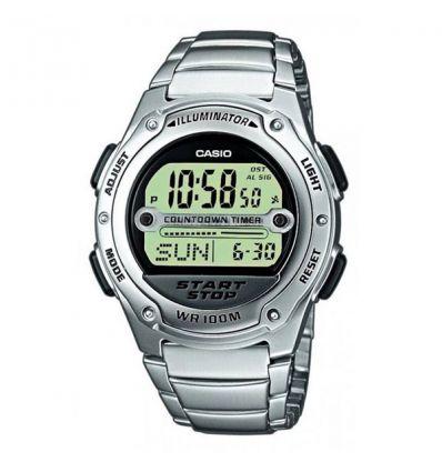 Мужские часы Casio W-756D-7AVEF