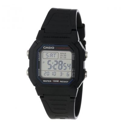 Мужские часы Casio W-800H-1AVEF