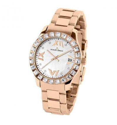 Женские часы Jacques Lemans 1-1517ZG