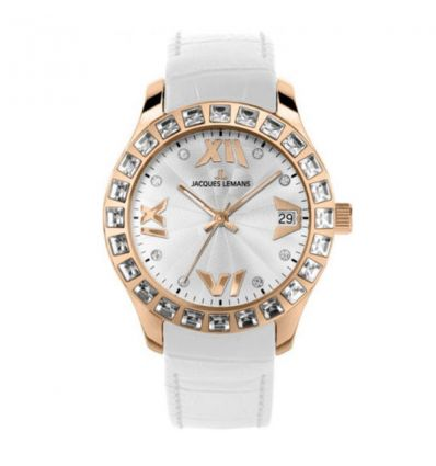 Женские часы Jacques Lemans 1-1571ZG